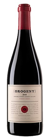 2016 Orogeny Pinot Noir Image