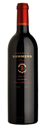 2016 Summer's Estate Cabernet 20th