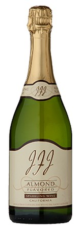 JFJ Winery Almond Sparkling Wine